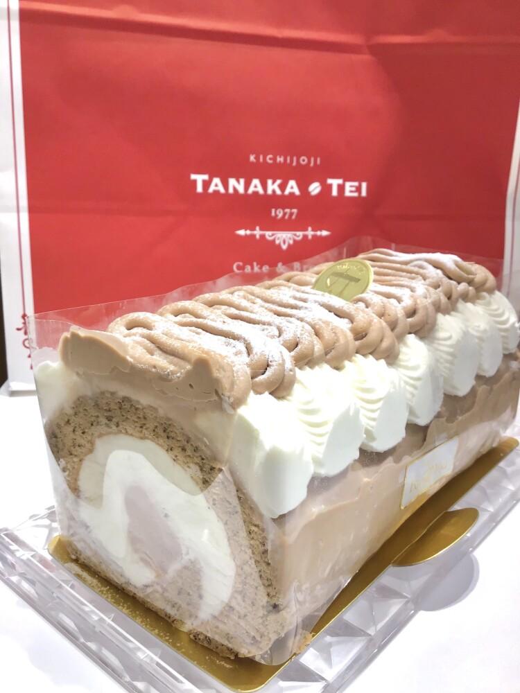 紅茶のチョコレートロール ¥1750(税抜)