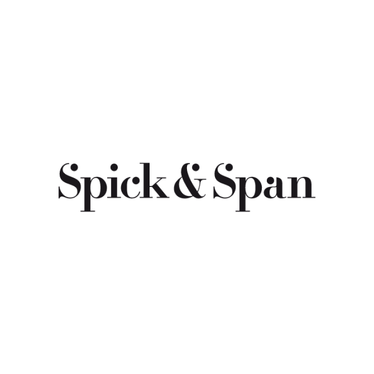 スピック&スパン