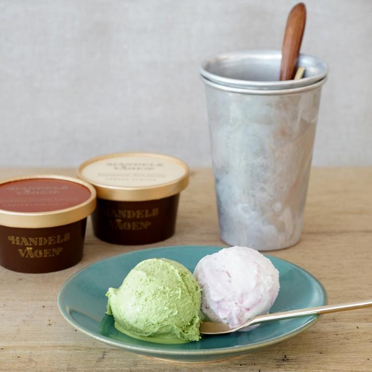 ハンデルスベーゲン アイスクリーム期間限定販売