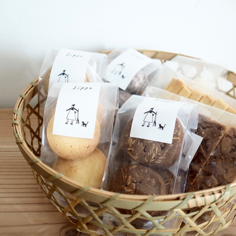 四歩オリジナル焼き菓子